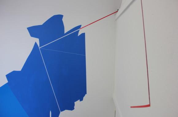 Blue Cubed (c) 2012 Naomi Nicholls