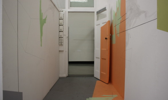 Orange Bounce (c) 2012 Naomi Nicholls