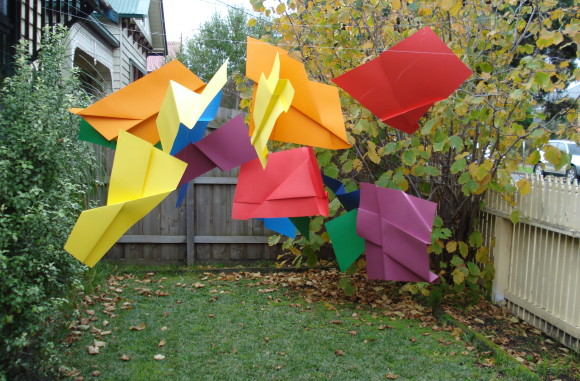 Colour in the Yard (c) 2011, Naomi Nicholls