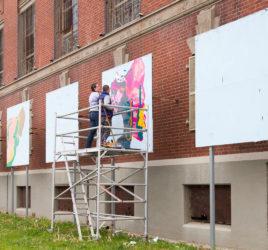 Install @ Substation Contemporary Art Prize