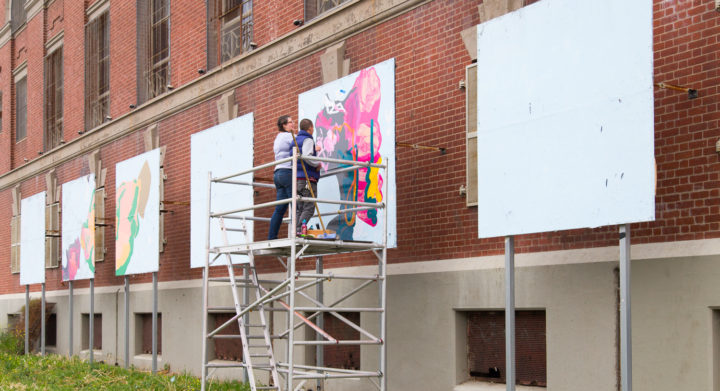 Install @ Substation Contemporary Art Prize
